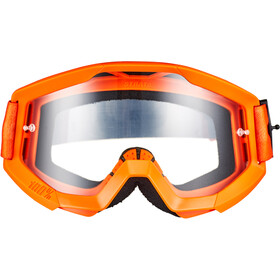 100% Strata Maschera, orange/clear